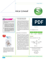 Sem5 - Dinámica Lineal