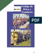 Codigo Etica Conducta Cobriza Unidad Minera