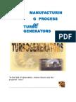 35041469 Bhel Mini Pro Report on Turbo Generators 1