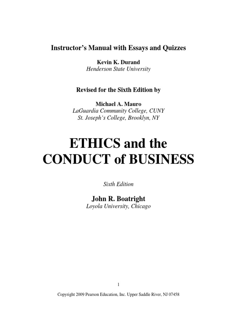 Ethics and the conduct of business relativism utilitarianism fandeluxe Images