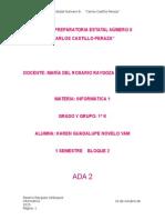 ADA 2- Karen
