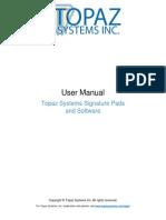 Topaz Universal User Guide