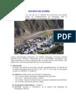 Distrito de Ichuña