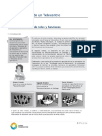 Hacia la definición de roles y funciones