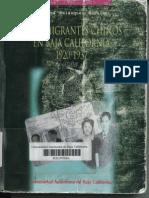 Velasquez- Los Chinos Inmigrantes De Baja Calif