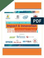 Next Gen Conference 2015 Brochure