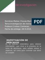 Mkt 4 Investigacion de Mercados l Fischer