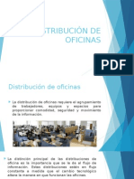 Distribución de Oficinas