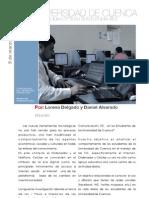 Usos  de las TIC en los estudiantes de la Universidad de Cuenca