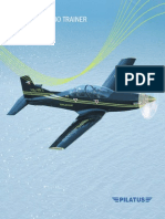 Pilatus PC 9 Fact Sheet