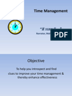 Time Management English