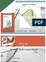 Projeto Pré-Vestibular D´amico