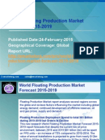 Floating Production Market In Depth Regional Analysis and Drivers 2015