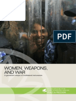 Women Weapons War