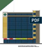 Edificio de Renta Para Salud-comercio-model