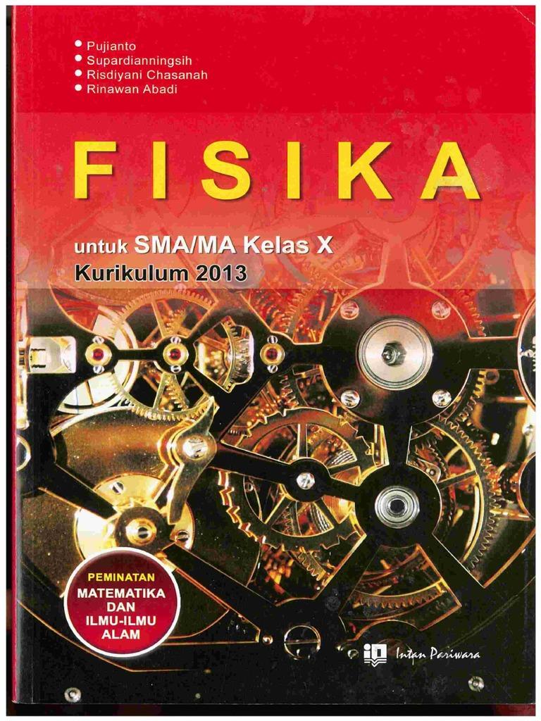 Buku Siswa Fisika Sma Kelas X Pdf