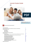 Parental Controls Product Guide 2010