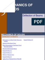 9_Deflection of Beams