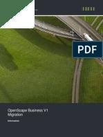 OpenScape Business V1 Integration Guide Migration From HiPath 3000 V9