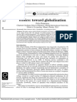 Ethics Towards Globalization Managerial Auditing
