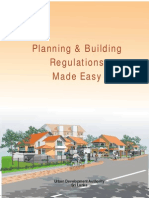 Planning Building Regulations