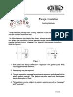 Flange Sealing Methods