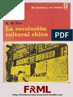 La Revolución Cultural China - K. H. Fan