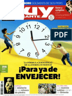 2011 - 03 Revista Muy Interesante - España