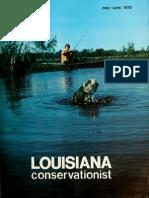 The Louisiana Conservationist - May-Jun 1970