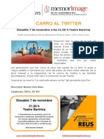 Del Carro Al Twitter_Memorimage
