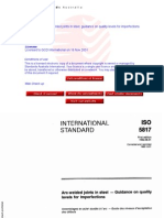 ISO 5817-1992 Arc-welded Joints in Steel_ Guidance on Quali