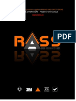RASS Safety Sign Brochure
