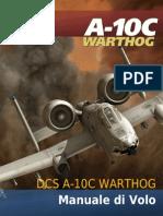DCS a-10C Manuale Di Volo