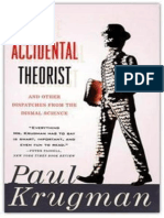 Accidental Theorist and Other Dispatches From the Dismal Science, The - Paul Krugman