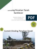 Dinding Penahan Tanah Kantilever_r2-Libre