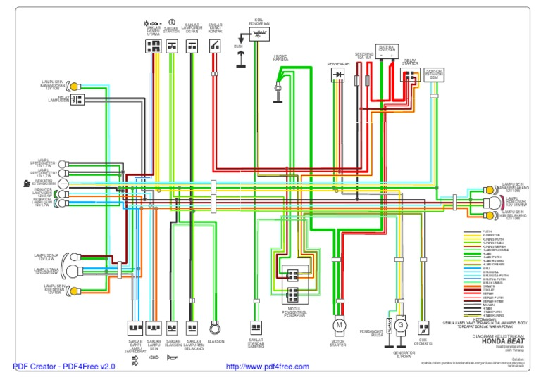 Wiring diagram kelistrikan supra x 125cc pgm f1 wire center 1532136341 v 1 rh scribd com cheapraybanclubmaster Image collections