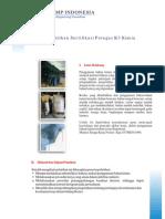 Sertifikasi Petugas K3 Kimia
