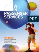 A New Era in Passenger Services