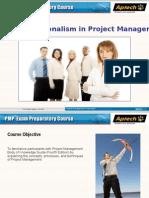 PMP Preparatory Material