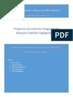 Programa integrado de controle de doencas tropicais