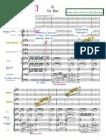 Un Bal Annotated Score (Movt. II Symphonie Fantastique - Berlioz)