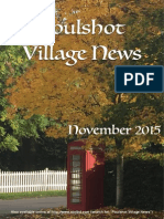 Poulshot Village News - November 2015