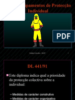 Equipamento de Protecção Individual