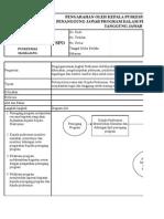 SOP Pengarahan Oleh Kepala Puskesmas Maupun Oleh Penanggung Jawab Program Dalam Pelaksanaan Tugas & Tanggung Jawab