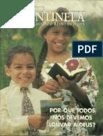 Sentinela 1-01-1997 Abominemos o que é iníquo