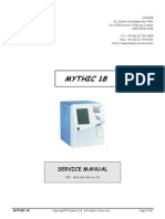 Orphee Mythic 18 Analyzer - Service Manual