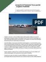 Parcheggi All'Aeroporto Di Fiumicino Ecco Perché Scegliere ParkinGO