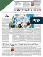 Emanuele Severino - C'è un sapere che precede la scienza (Corsera 26.10.2015)
