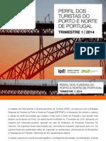 2014q1 - Estudo Perfil Tursta Porto e Norte