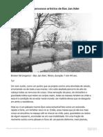 O Mar Icariano de Bas Jan Ader - Revista Carbono #5 | Gravidade